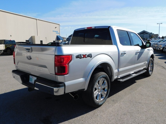 2018 F-150 SuperCrew Cab 4x4,  Pickup #K82120 - photo 2