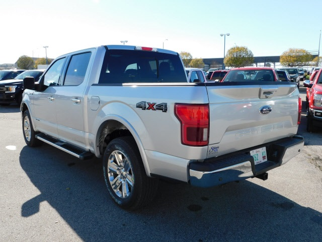 2018 F-150 SuperCrew Cab 4x4,  Pickup #K82120 - photo 3