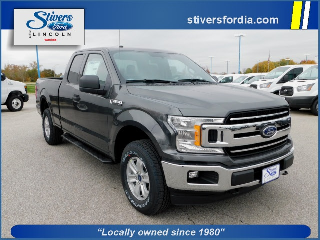 2018 F-150 Super Cab 4x4,  Pickup #K82184 - photo 1