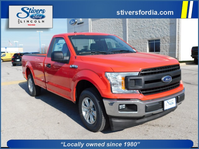 2018 F-150 Regular Cab 4x2,  Pickup #K82212 - photo 1
