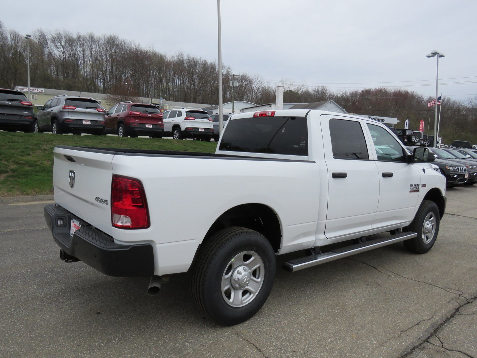 2017 Ram 3500 Crew Cab 4x4, Pickup #R1396 - photo 2