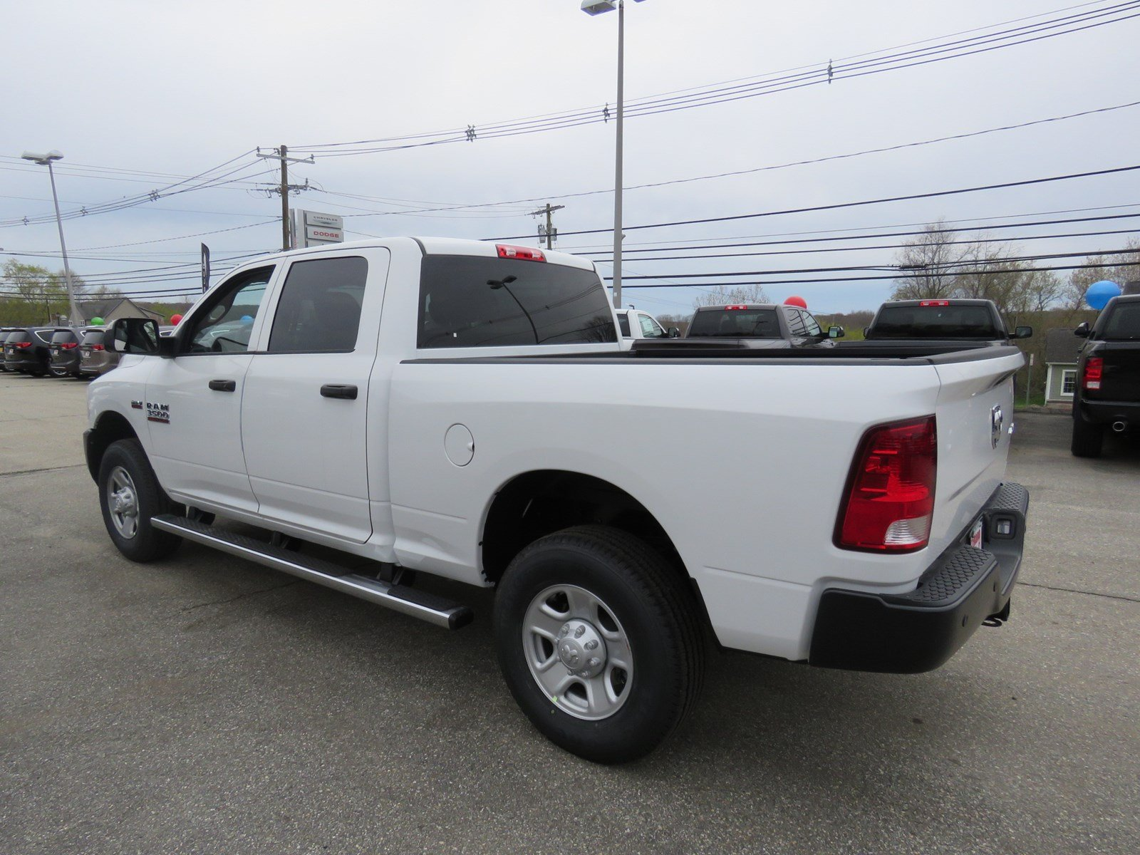 2017 Ram 3500 Crew Cab 4x4,  Pickup #R1396 - photo 4