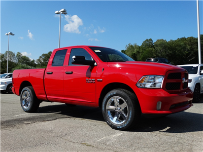 2017 Ram 1500 Quad Cab 4x4,  Pickup #R1432 - photo 3