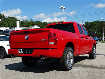 2017 Ram 1500 Quad Cab 4x4,  Pickup #R1432 - photo 2