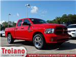 2017 Ram 1500 Quad Cab 4x4,  Pickup #R1432 - photo 1