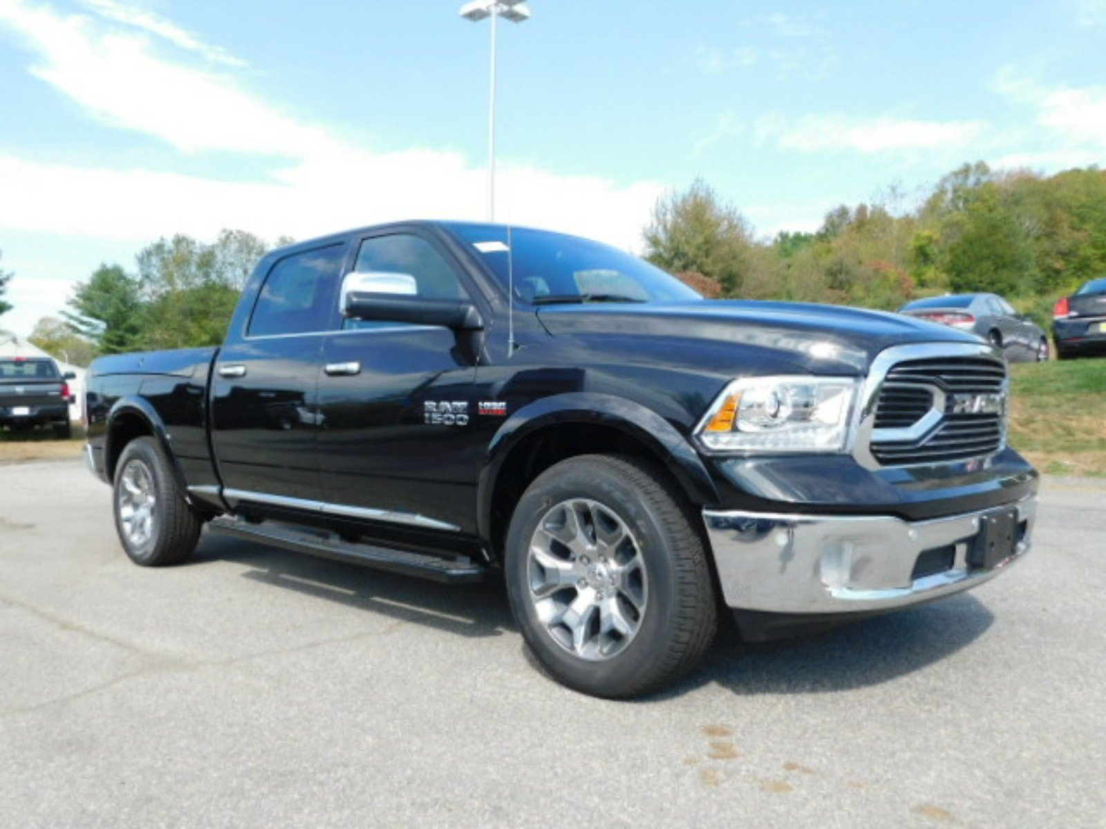 2018 Ram 1500 Crew Cab 4x4,  Pickup #R1440 - photo 3