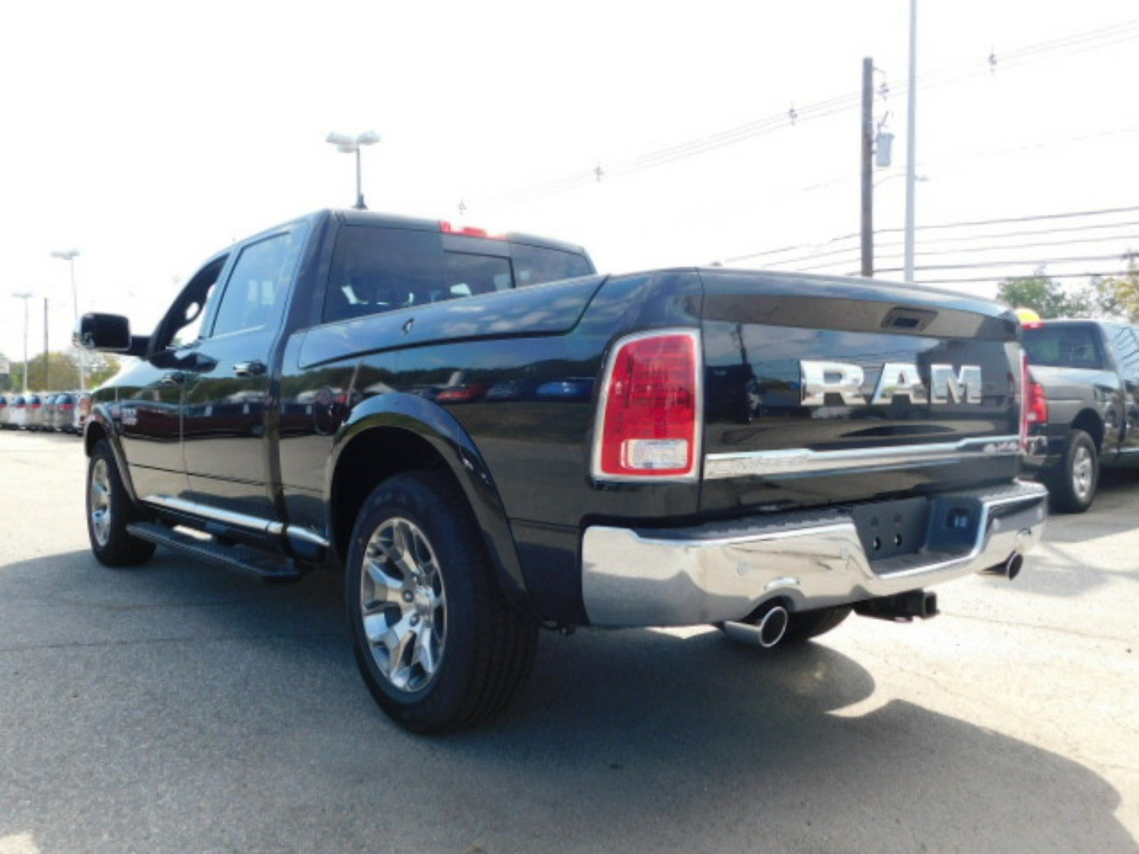 2018 Ram 1500 Crew Cab 4x4,  Pickup #R1440 - photo 4