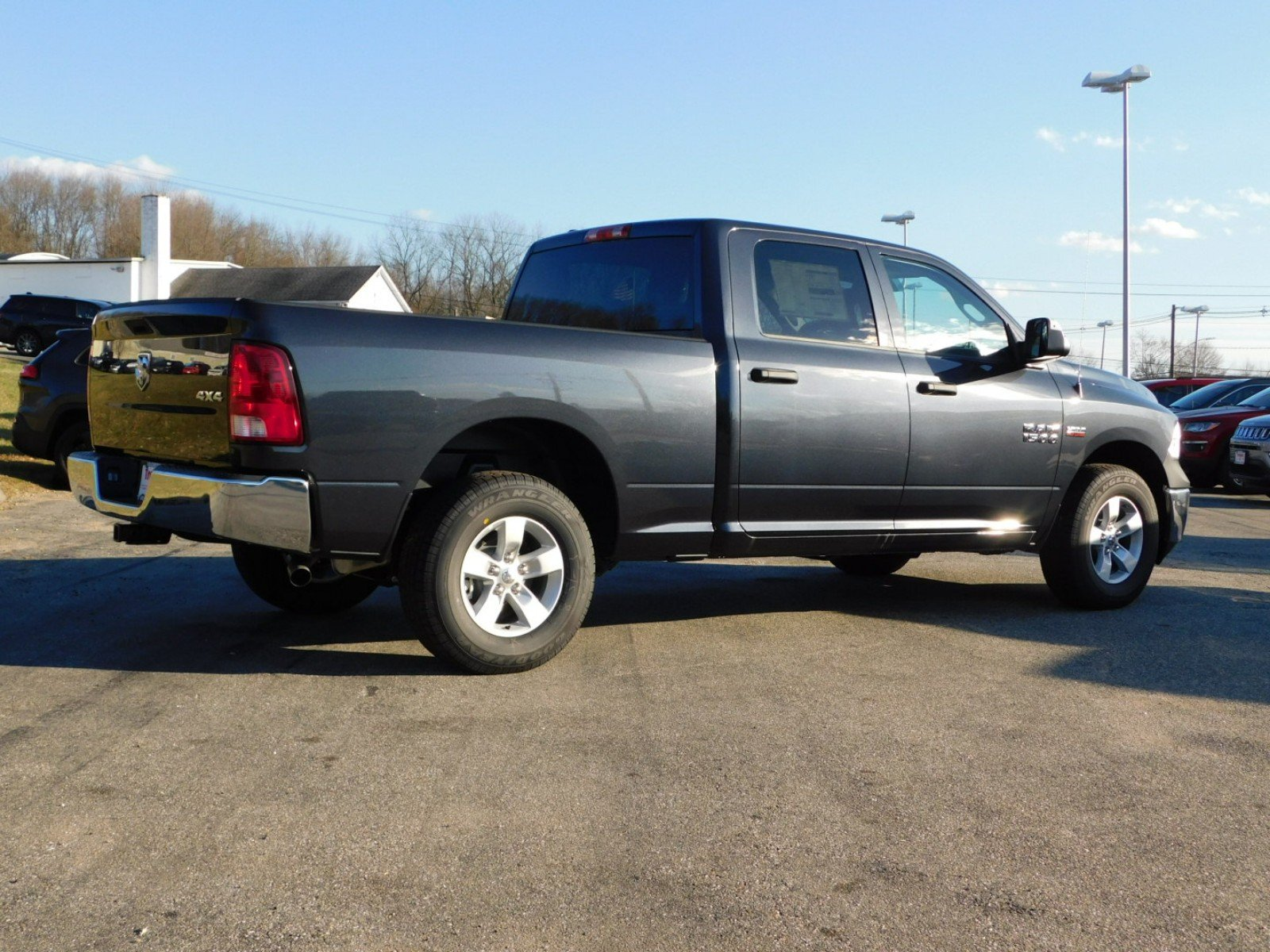 2018 Ram 1500 Crew Cab 4x4, Pickup #R1441 - photo 2