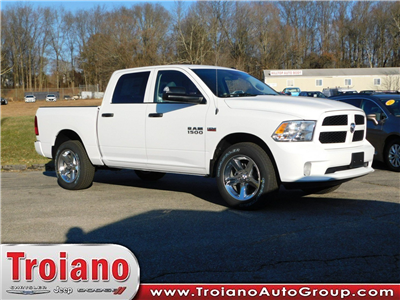 2018 Ram 1500 Crew Cab 4x4, Pickup #R1443 - photo 1