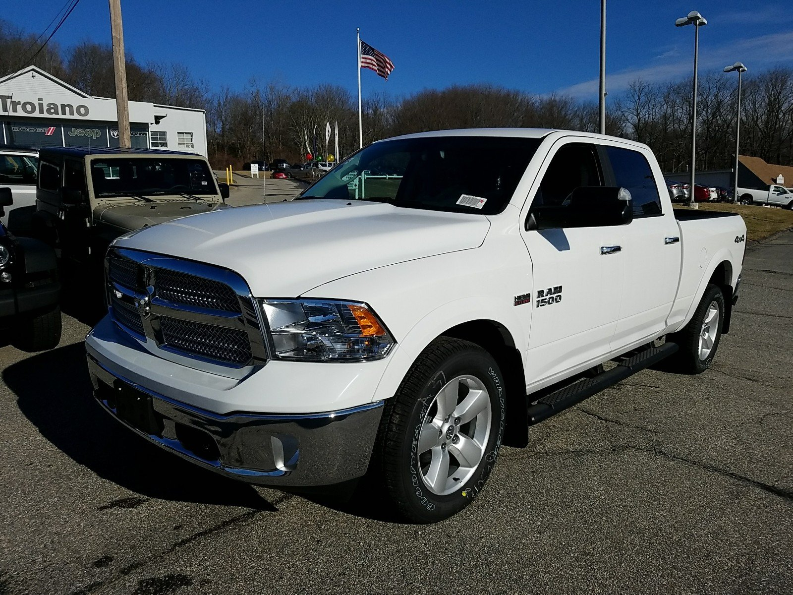 2018 Ram 1500 Crew Cab 4x4, Pickup #R1444 - photo 5