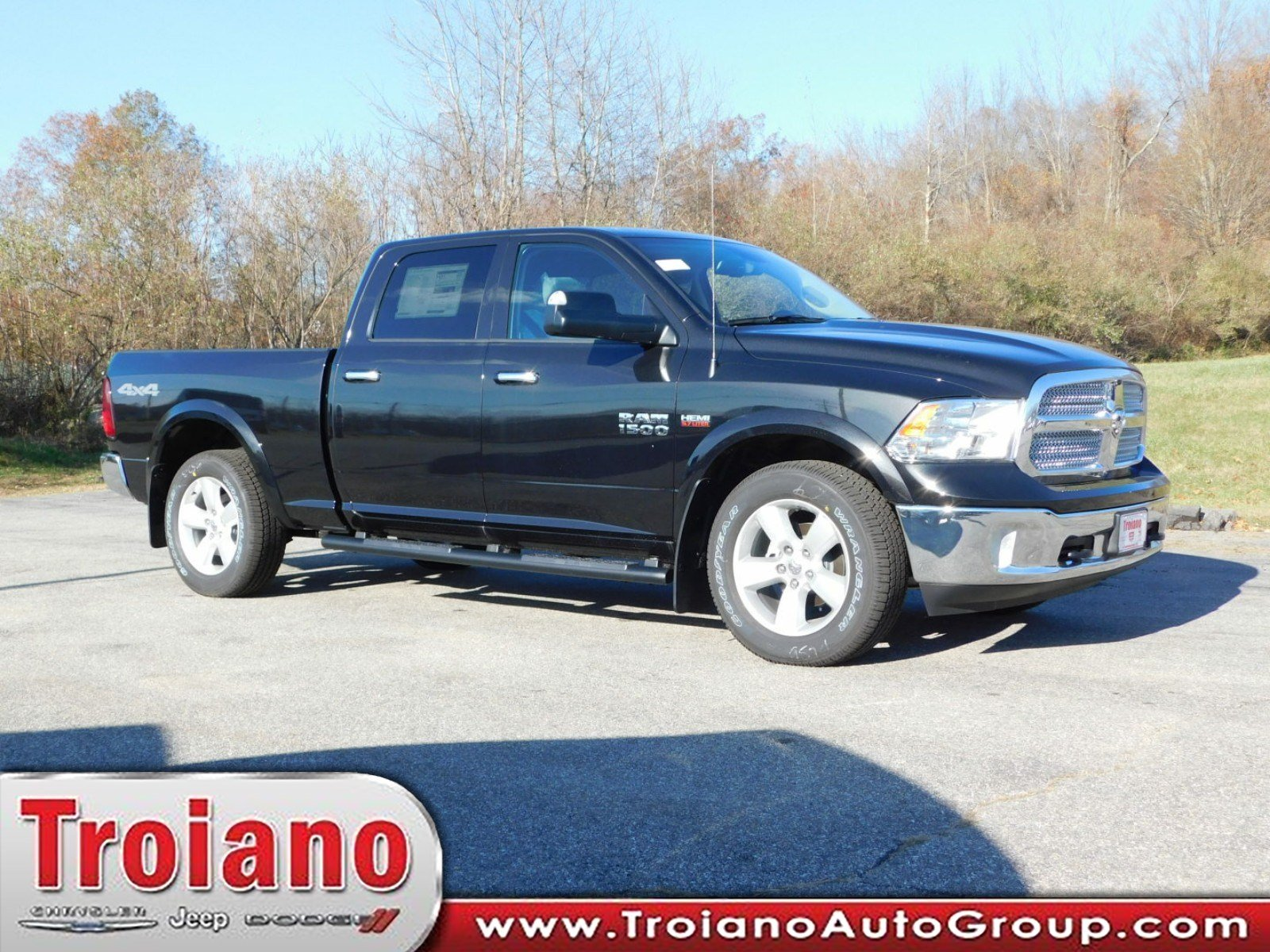 2018 Ram 1500 Crew Cab 4x4, Pickup #R1445 - photo 1
