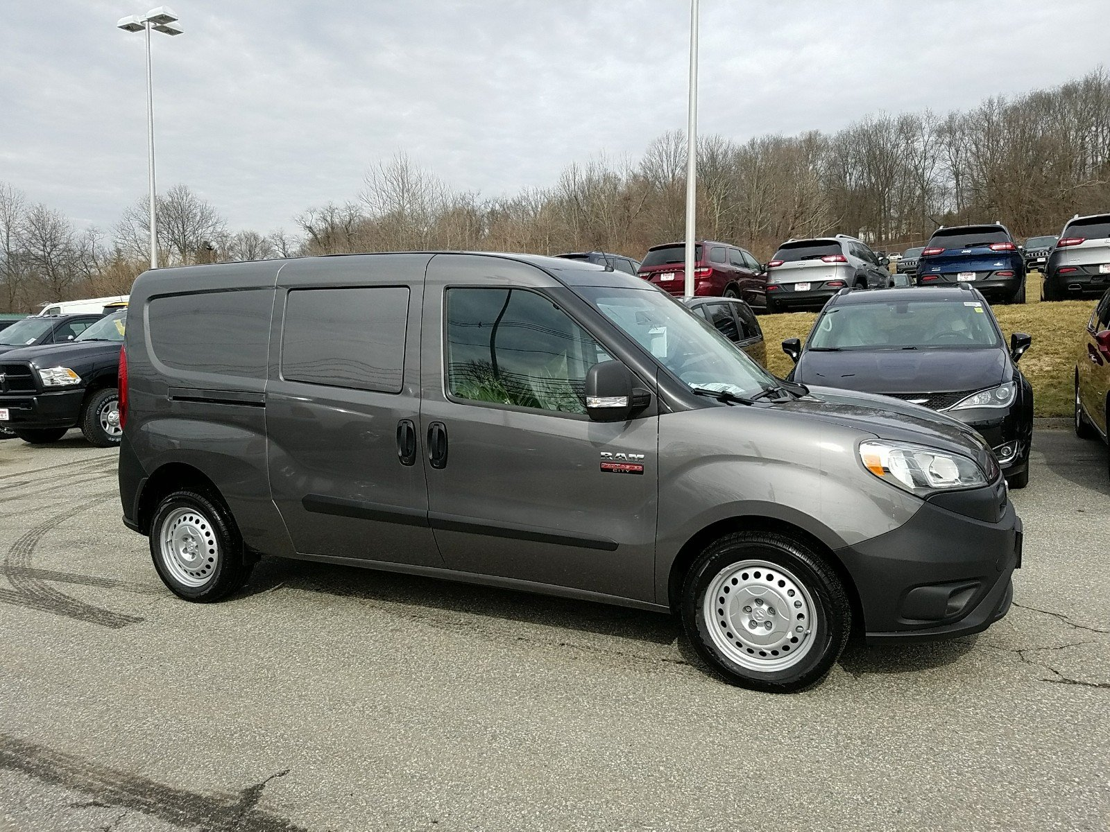 2018 ProMaster City FWD,  Empty Cargo Van #R1453 - photo 3