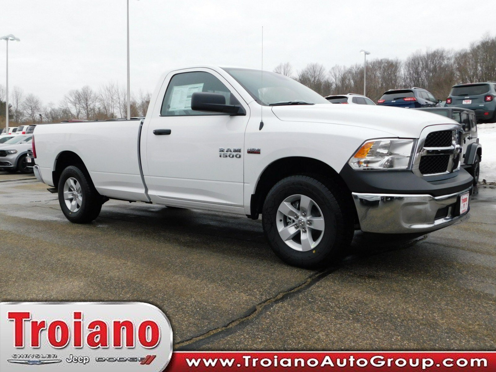 2018 Ram 1500 Regular Cab 4x4,  Pickup #R1457 - photo 1