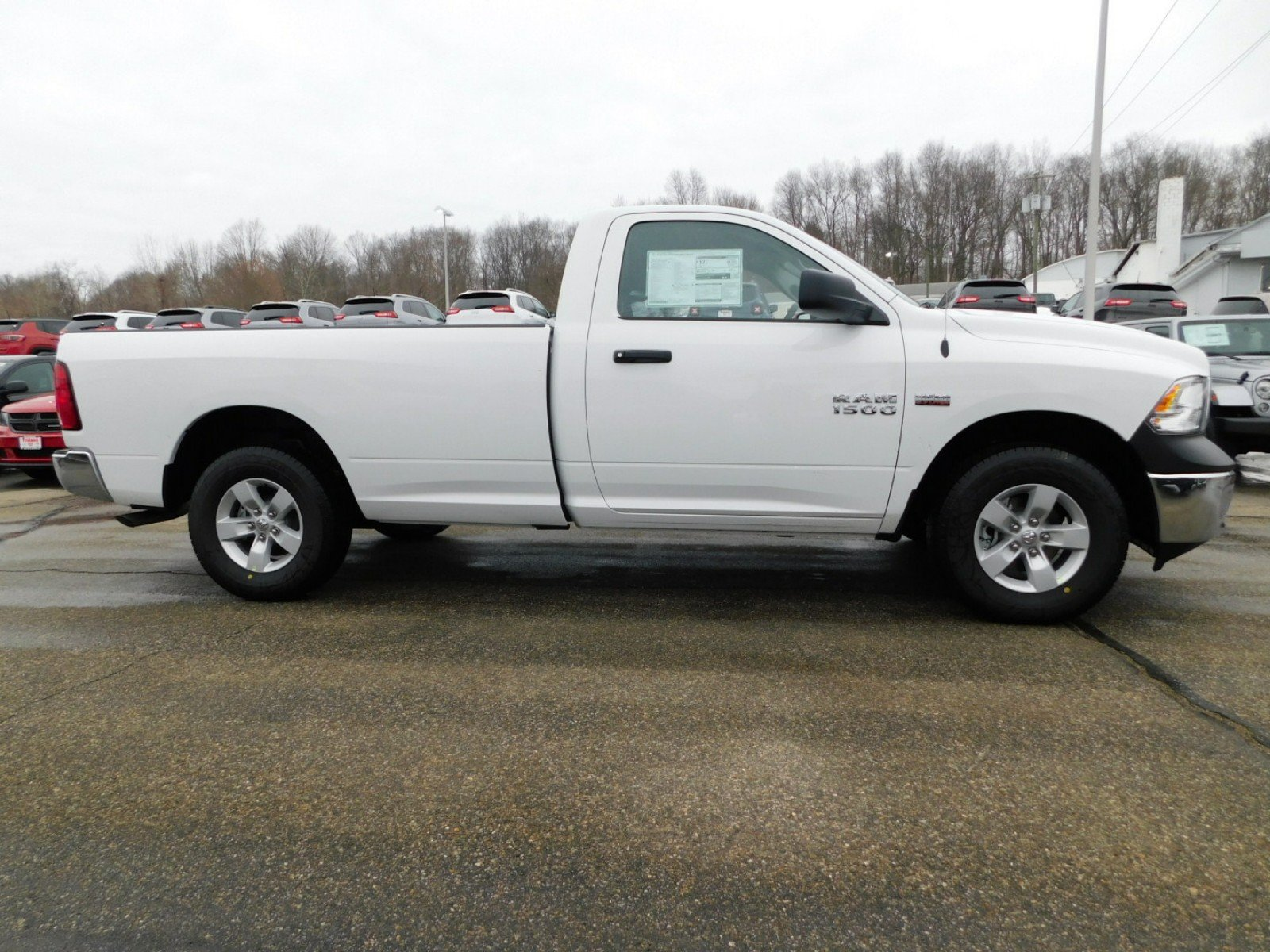 2018 Ram 1500 Regular Cab 4x4,  Pickup #R1457 - photo 3
