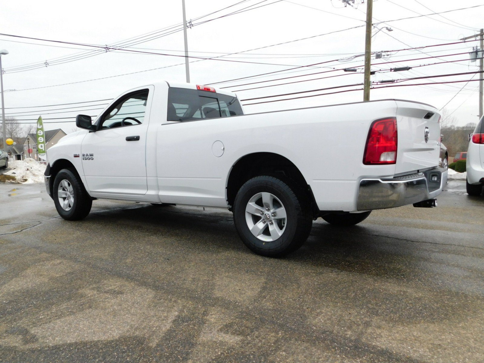 2018 Ram 1500 Regular Cab 4x4,  Pickup #R1457 - photo 4