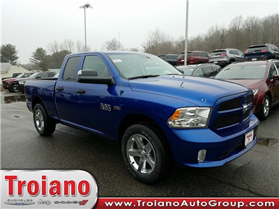 2018 Ram 1500 Quad Cab 4x4, Pickup #R1468 - photo 1