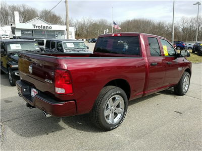 2018 Ram 1500 Quad Cab 4x4,  Pickup #R1469 - photo 2