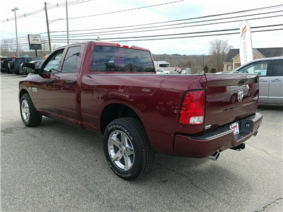 2018 Ram 1500 Quad Cab 4x4,  Pickup #R1469 - photo 4