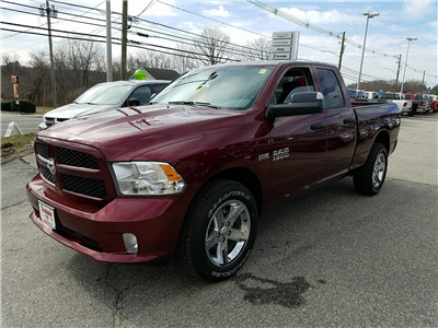 2018 Ram 1500 Quad Cab 4x4,  Pickup #R1469 - photo 5
