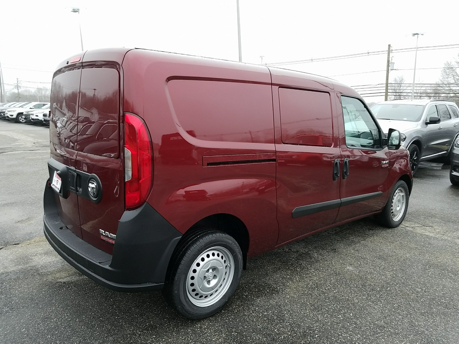 2018 ProMaster City, Cargo Van #R1474 - photo 2