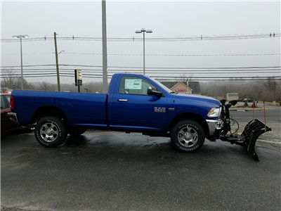 2018 Ram 3500 Regular Cab 4x4,  Pickup #R1475 - photo 3