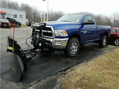 2018 Ram 3500 Regular Cab 4x4,  Pickup #R1475 - photo 5