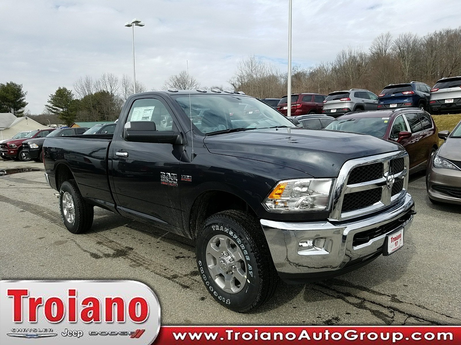 2018 Ram 3500 Regular Cab 4x4,  Pickup #R1478 - photo 1