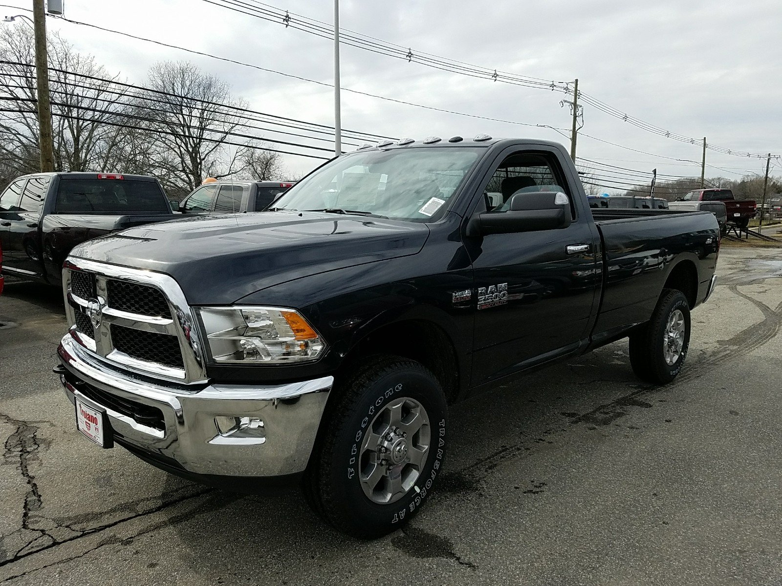 2018 Ram 3500 Regular Cab 4x4,  Pickup #R1478 - photo 5