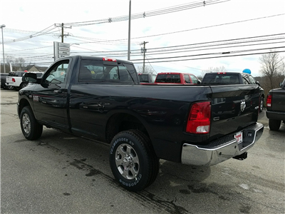 2018 Ram 3500 Regular Cab 4x4,  Pickup #R1478 - photo 4