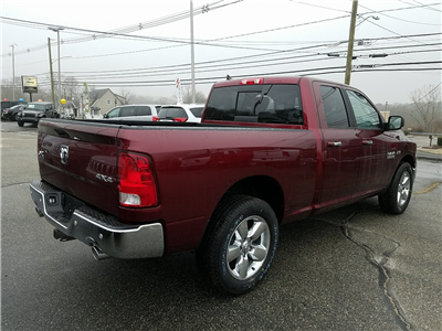 2018 Ram 1500 Quad Cab 4x4,  Pickup #R1486 - photo 2