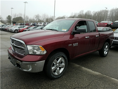 2018 Ram 1500 Quad Cab 4x4,  Pickup #R1486 - photo 5