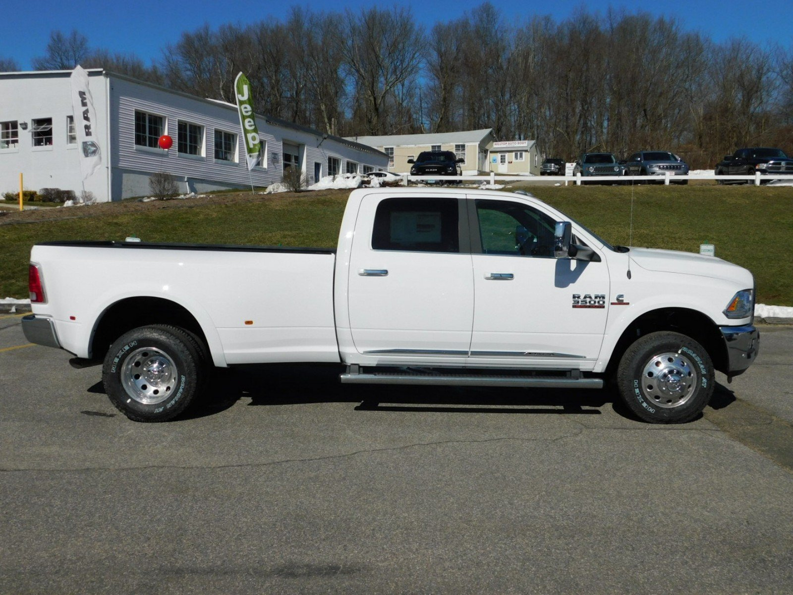 2018 Ram 3500 Crew Cab DRW 4x4, Pickup #R1487 - photo 2