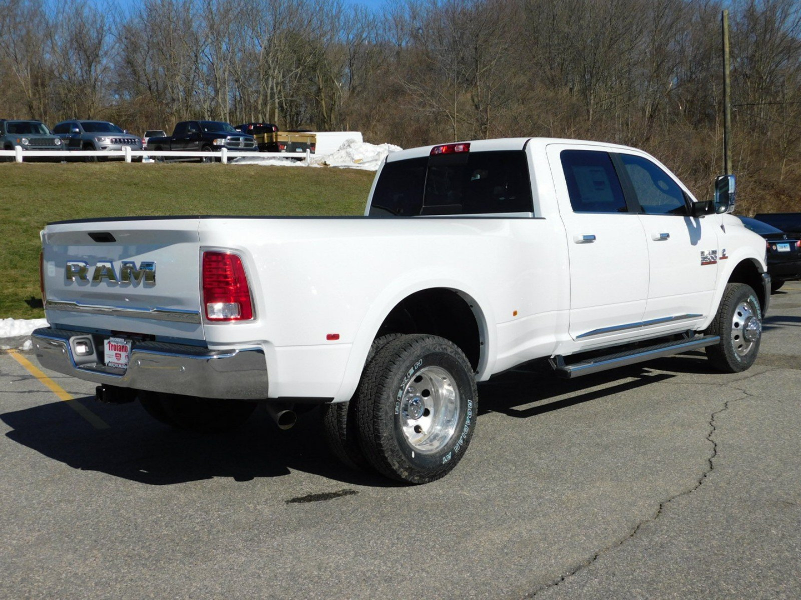 2018 Ram 3500 Crew Cab DRW 4x4,  Pickup #R1487 - photo 3