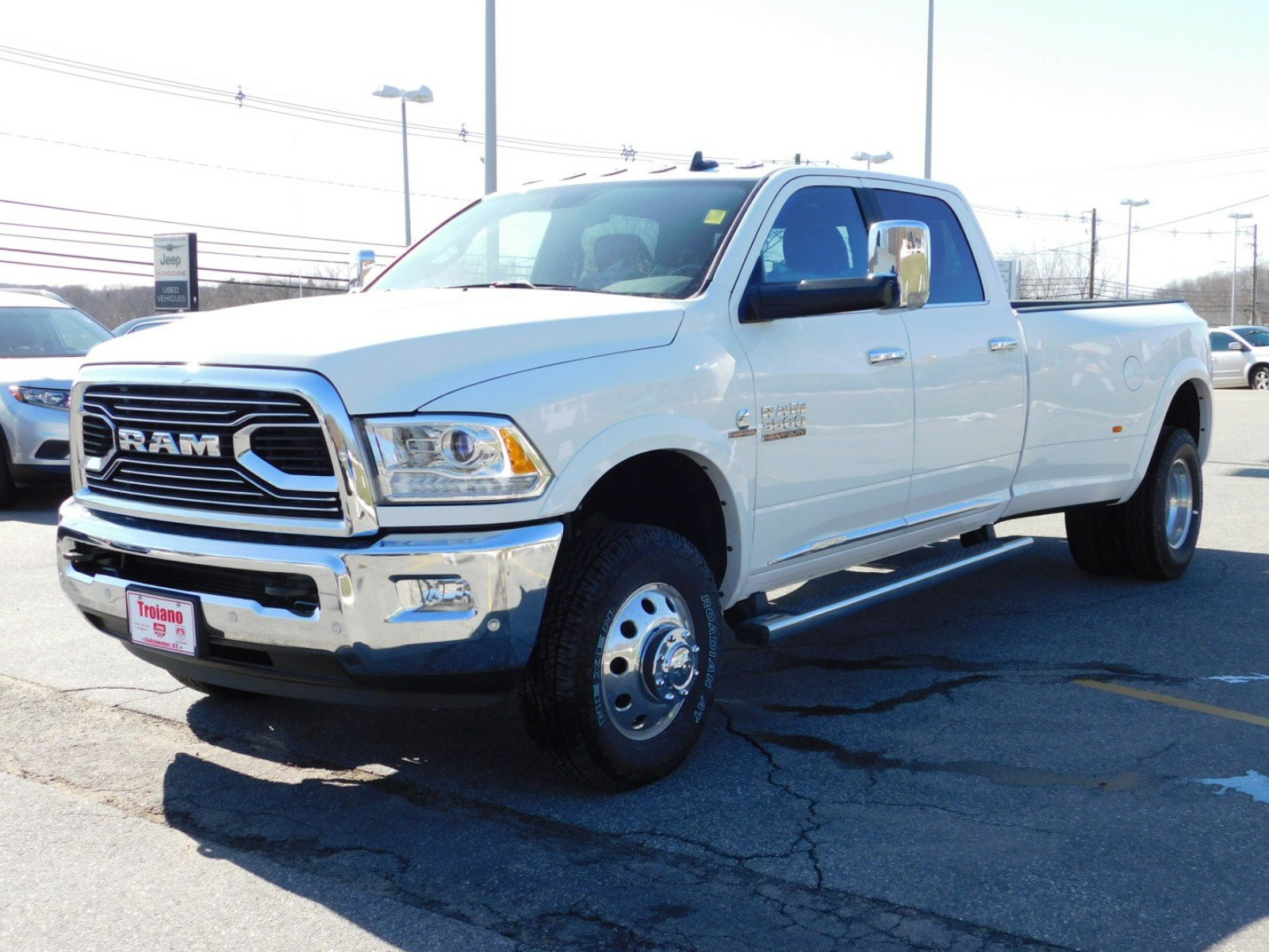 2018 Ram 3500 Crew Cab DRW 4x4,  Pickup #R1487 - photo 5