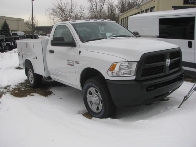 2017 Ram 2500 Regular Cab 4x4,  Service Body #H1133 - photo 1