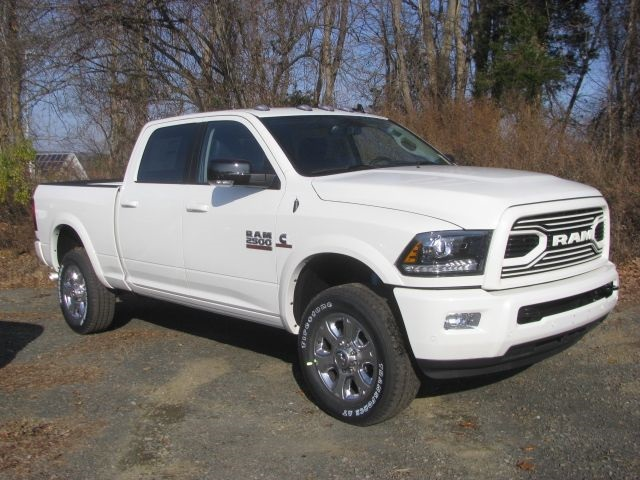 2018 Ram 2500 Crew Cab 4x4 Pickup #J296 - photo 3