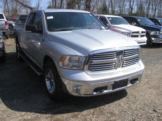 2018 Ram 1500 Quad Cab 4x4,  Pickup #J329 - photo 3
