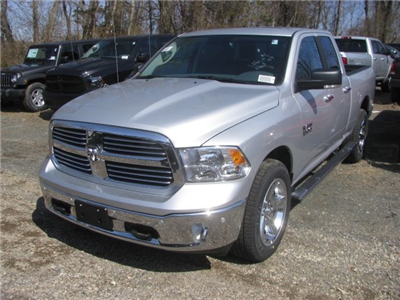 2018 Ram 1500 Quad Cab 4x4,  Pickup #J329 - photo 1