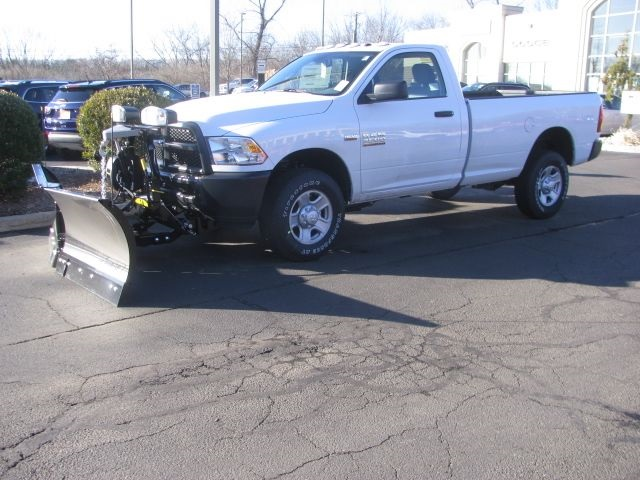 2018 Ram 2500 Regular Cab 4x4, Pickup #J436 - photo 4