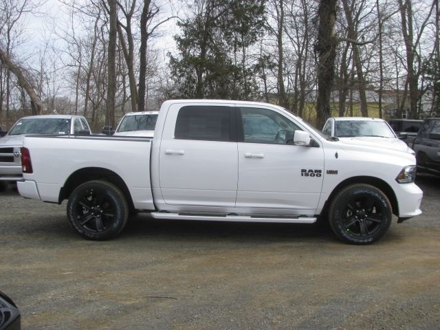 2018 Ram 1500 Crew Cab 4x4, Pickup #J735 - photo 4