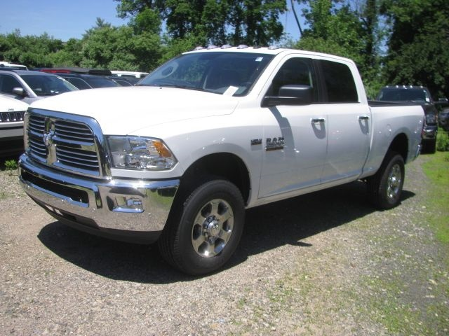 2018 Ram 2500 Crew Cab 4x4,  Pickup #J934 - photo 1