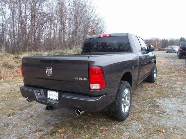 2018 Ram 1500 Quad Cab 4x4, Pickup #180200 - photo 2