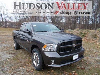 2018 Ram 1500 Quad Cab 4x4, Pickup #180200 - photo 1