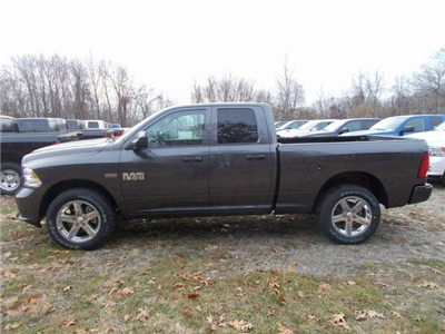 2018 Ram 1500 Quad Cab 4x4, Pickup #180200 - photo 5