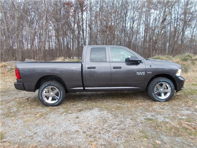 2018 Ram 1500 Quad Cab 4x4, Pickup #180200 - photo 6