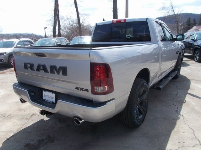 2018 Ram 1500 Quad Cab 4x4, Pickup #180259 - photo 2