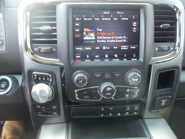 2018 Ram 1500 Quad Cab 4x4, Pickup #180259 - photo 18