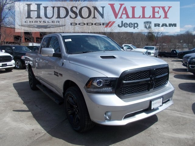 2018 Ram 1500 Quad Cab 4x4, Pickup #180259 - photo 1
