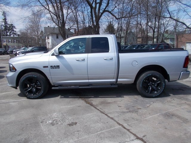 2018 Ram 1500 Quad Cab 4x4, Pickup #180259 - photo 5