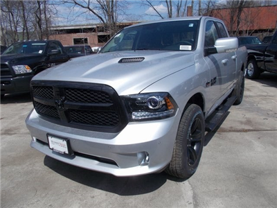2018 Ram 1500 Quad Cab 4x4, Pickup #180259 - photo 4